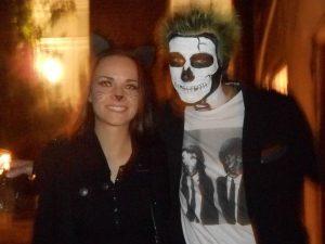Dublin Central School Halloween Party