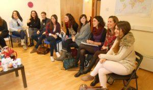 English classes Dublin - Au Pairs