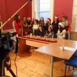 English classes Dublin - Au Pairs at Christmas