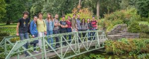Central English School Dublin trip to the National Botanic Gardens