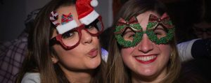 Celebrating Christmas with the Central School of English in Dublin