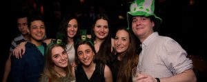 St Patrick's Week at the Central School of English