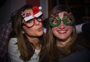 Central School of English Christmas Party 2015