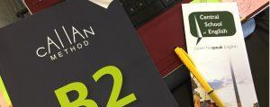Callan Method Grammar Book
