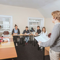 English class at the Central School of English