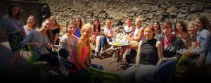 The Au Pair Club at the Central School of English